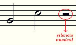 silencio musical
