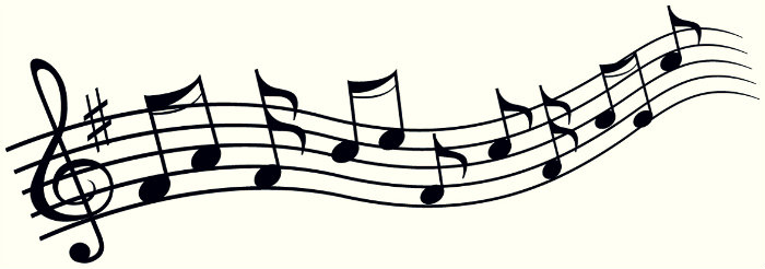Line Drawing Music : Qué son los signos musicales y tipos de